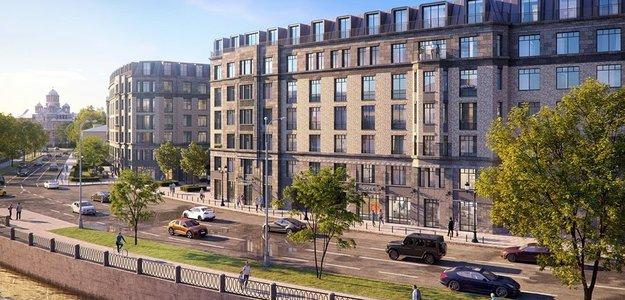 В Петербурге выросли продажи элитного жилья