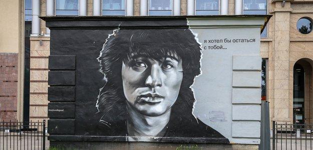 Петербургские стрит-арт художники в шоке от деспотии КГА