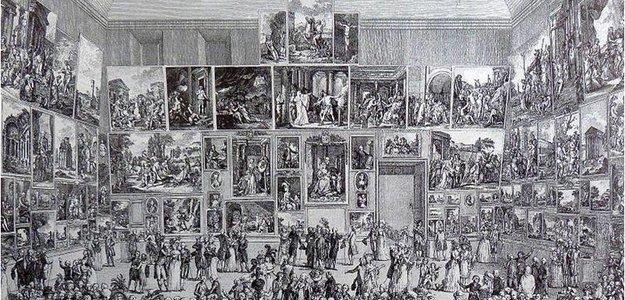 The History of the Paris Salon