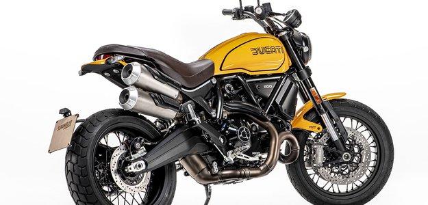 Мотоцикл Ducati Scrambler 1100 Tribute Pro 2022