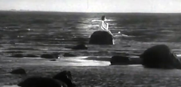 Юноша из морских глубин. Ганс Эрих Носсак