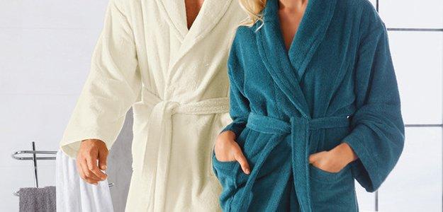 10 поводов подарить халат