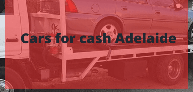 Get Top Cash For Cars Adelaide Service
