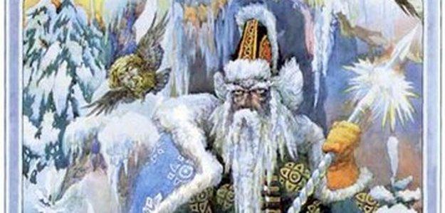Праздник КОЛЯДА Коловорот зимнее Новолетие
