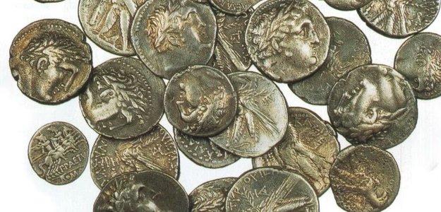 Тридцать сребреников: культы Молоха и библейские чудеса. Настоящая история монет