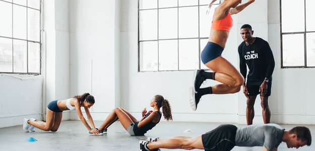 Циклическая тренировка – реальный способ уничтожить жир