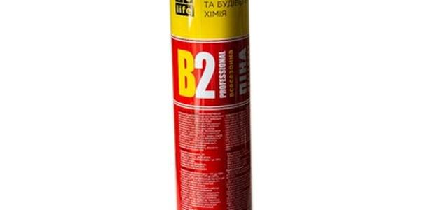 Противопожарная (огнестойкая) монтажная пена
