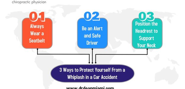 3 Ways to Protect Yourself From a Whiplash in a Car Accident
