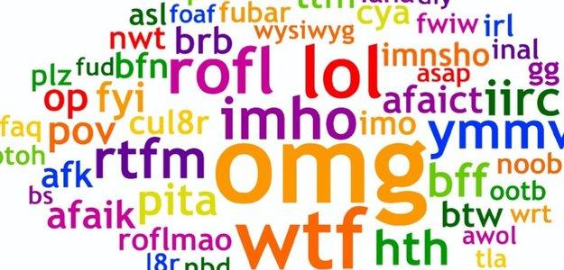 Полный список сокращений и выражений в СММ и просто соцсетях. Ну, или почти полный Ч. I