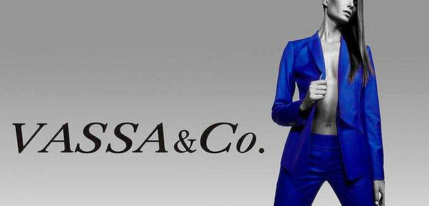 Vassa&Co - интернет-магазин брендовой российской одежды и обуви