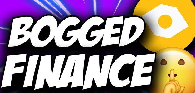 BoggedFinance - платформа для работы с токенами BSC