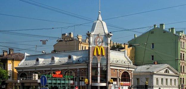 Как будут сотрудничать Петербург и «Макдоналдс»
