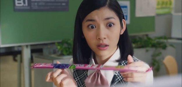 Японская реклама. пересказ.