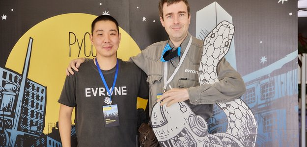 Evrone at PyCon 2021: What we talked about, and how we prepared