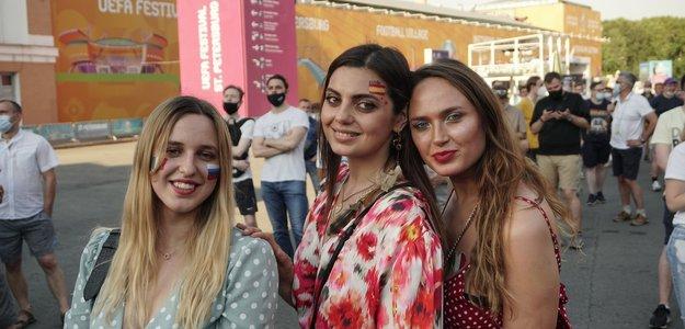 «Отличная атмосфера и четкая организация» - гости Евро-2020 делятся впечатлениями о визите в Россию
