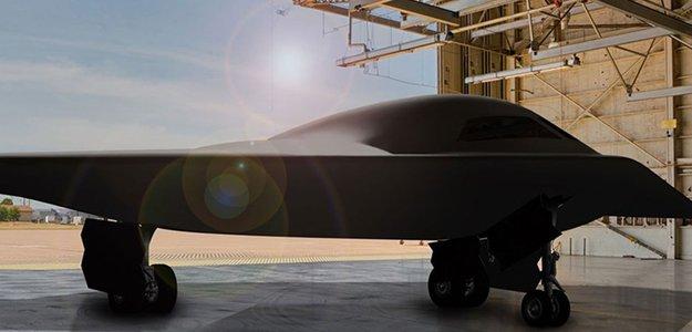 Военные США случайно рассекретили характеристики новейшего стратегического бомбардировщика