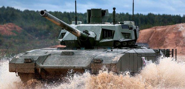 «Арматы» превратят в штабы управления целыми танковыми батальонами