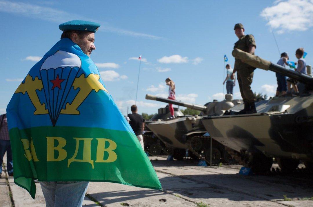 «Крылатая пехота» отмечает 90 лет со дня основания: поздравление президента России