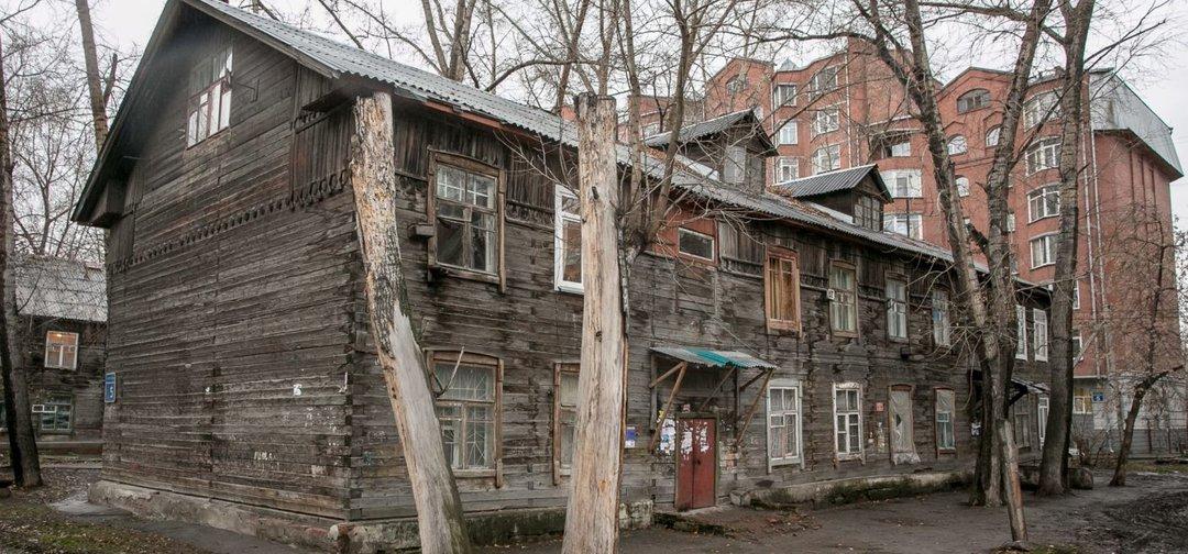 В Мурманской области жители аварийного фонда вынуждены кочевать по халупам