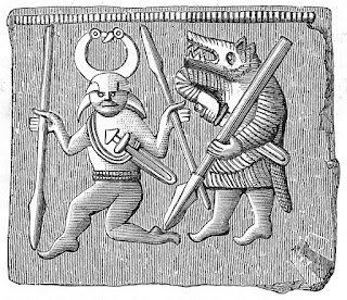 Невры-волки и змеи